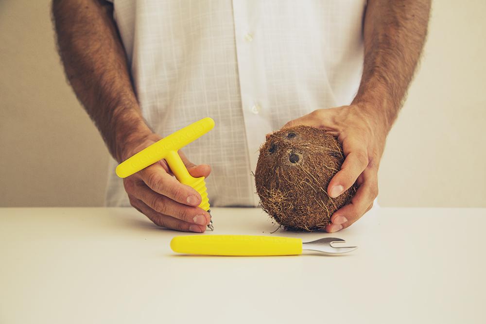 Cococrack kit e cocco da aprire